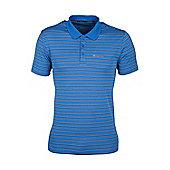 Raja Mens Polo Shirt - Blue