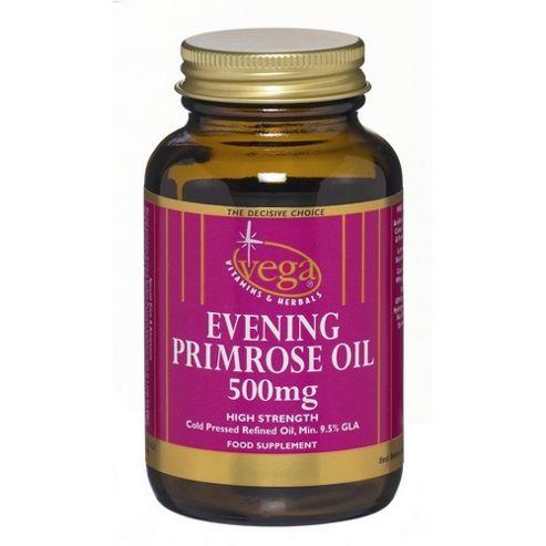 Vega Evening Primrose Oil 500mg 60 Softgels