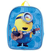 Minions Singing Stuart  Backpack