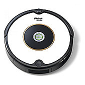 IRobot SKU605 Vacuum Cleaning Robot with AeroVac Technology