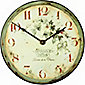 Roger Lascelles Clocks French Vineyard Wine Wall Clock