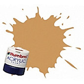 Humbrol Acrylic - 14ml - Matt - No63 - Sand