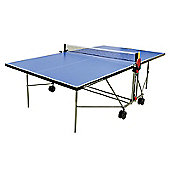 Butterfly Sport Outdoor Rollaway Table Tennis Table - Blue
