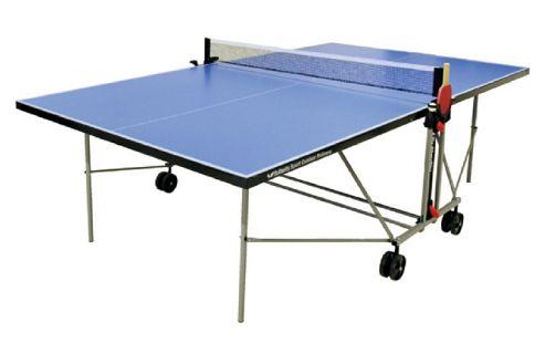 Butterfly Sport Outdoor Rollaway Table Tennis Table - Blue