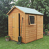7ft x 5ft Premier Tongue & Groove Shed (12mm T&G Floor)