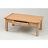 Origin Red Chesterfield Ash Coffee Table