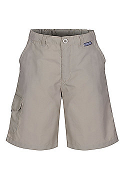 Regatta Kids Sorcer Shorts - Beige