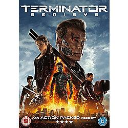 Terminator: Genisys DVD