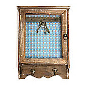 Summer Retro Daisy Key Cabinet