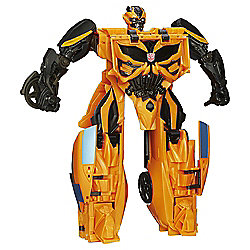 Transformers 4: Age of Extinction - Mega One Step Bumblebee