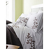 Linea Ivy Double Duvet Cover Set