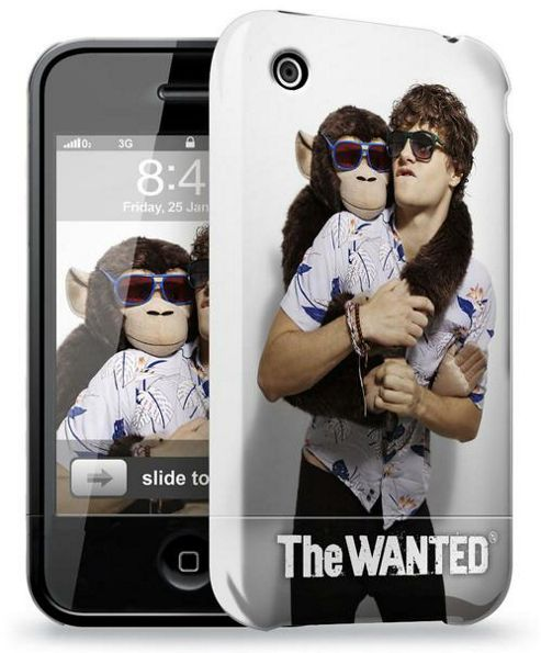 Upfront Case Official The Wanted Phone Clip Cas