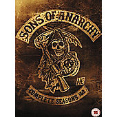 Sons Of Anarchy - Season 1-2 (DVD Boxset)