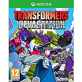 Transformers - Devastation XboxOne