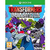 Transformers - Devastation XboxOne