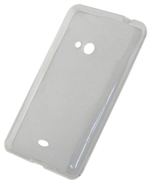 Tortoise™ Soft Protective Case, Nokia Lumia 625. Clear