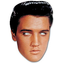 Mask-arade - Elvis Presley Mask