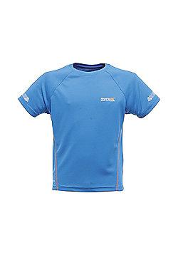 Regatta Boys Gantu T-Shirt - Blue