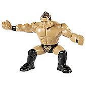 WWE - Power Slammers - Dynamite Driving The Miz - Motorized Figure - Mattel