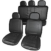 Streetwize Leather Look Seat Covers