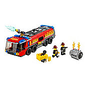Lego City Airport Fire Engine - 60061
