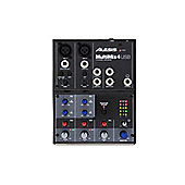 Alesis MultiMix 4 USB 4 Channel Mixer