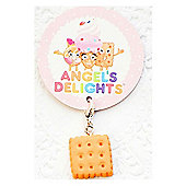 Children's Biscuit Clip on Charm