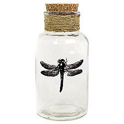 Cork Bottle Dragon Fly