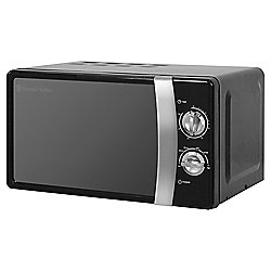 Russell Hobbs Solo Microwave RHMM701B 17L, Black