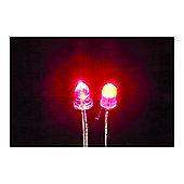 3mm Red Sb Clear LED