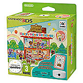 Animal Crossing Happy Home Designer + amiibo Card + NFC Reader / Writer 3DS
