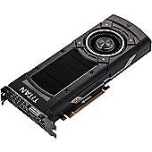 Palit GeForce GTX Titan X 12 GB Graphics Card 12 GB GDDR5 Memory DVI / HDMI / 3X DP NE5XTIX015KB-PG600F