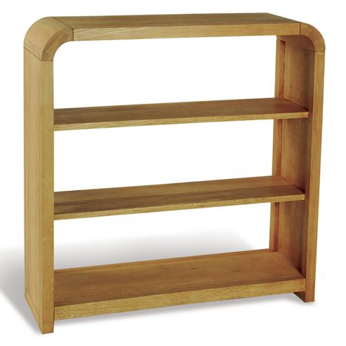 Oceans Apart Cadence Oak Resized Bookcase