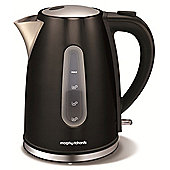 Morphy Richards 43905 Accents Black Jug Kettle - 1.5L