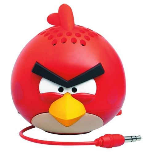 Gear 4 Angry Birds Mini Red Bird  Speaker