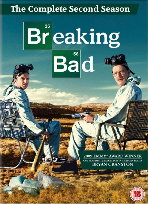 Breaking Bad - Season 2 (DVD Boxset)