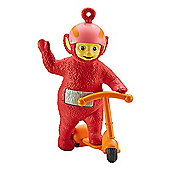 Teletubbies 8.5cm Collectible Po Figure with Scooter