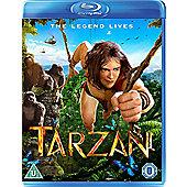 Tarzan 3D Blu Ray
