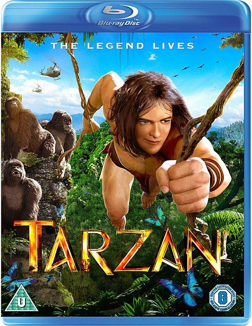Tarzan (3D Blu-ray)