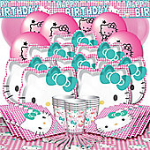 Hello Kitty Cupcake Party Pack - Deluxe SAVE 10%