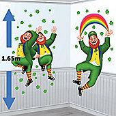 St. Patrick's Day Leaping Leprechauns (2pk)