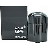 Mont Blanc Emblem Eau de Toilette (EDT) 60ml Spray For Men