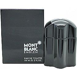 Mont Blanc Emblem Eau de Toilette (EDT) 60ml Spray For Men