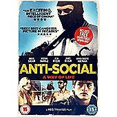Anti-Social DVD
