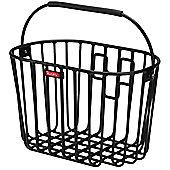 Rixen & Kaul Alumino Basket: Black.