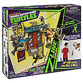 Teenage Mutant Ninja Turtles Z-Line Ninjas Water Tower Washout