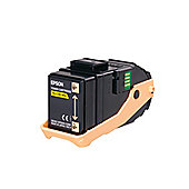 Epson 0602 High Capacity Toner Cartridge (Yield 7,500 Pages) Yellow for AcuLaser C9300N