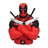 Marvel Bust Bank Deadpool Action Figures - Toys/Games