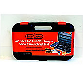 Stag 42 Piece Pro Torque Socket Set