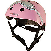 Kiddimoto Helmet Medium (Pink Goggle)